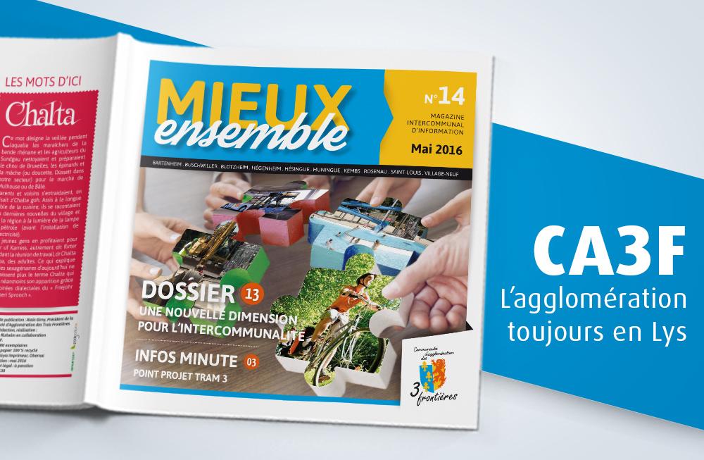 saint-louis agglomération 3 frontières mulhouse agence communication web